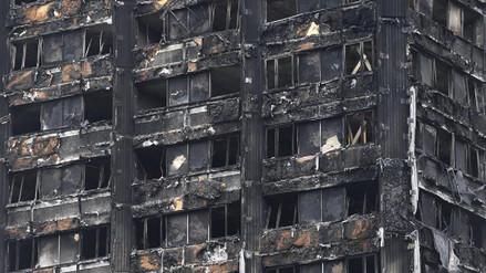 El incendio de Londres empezó por una nevera defectuosa que ardió