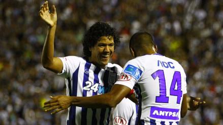 Alianza Lima goleó a Sport Rosario y es el líder del Torneo Apertura
