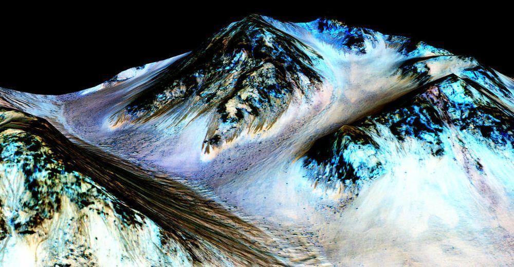 La soledad del Curiosity y otras asombrosas fotos de la superficie marciana