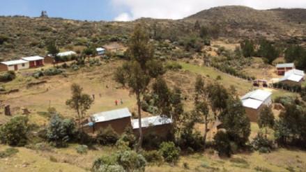 Construirán dos centros médicos en el distrito de Kañaris