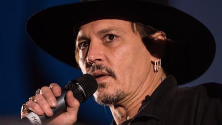 Johnny Depp pide disculpas por comentarios contra Trump