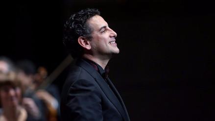 Juan Diego Flórez comenta su admiración por Luis Abanto Morales