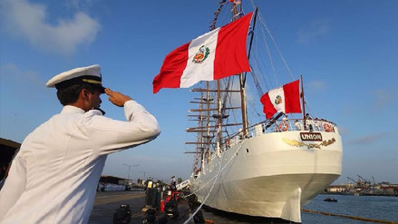 El B.A.P. Unión del Perú ganó la Regata Internacional Rendez-Vous 2017 en Canadá