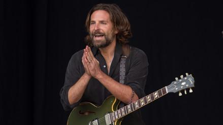 Bradley Cooper sorprende con presentación en Festival Glastonbury