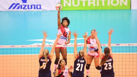 Perú tendrá que luchar por el tercer lugar tras caer 3-0 ante EE.UU.