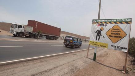 La vía Gambetta presenta graves fallas a cuatro años de su inauguración