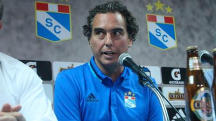 José del Solar no va más en Sporting Cristal tras malos resultados