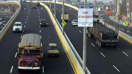 El tránsito entre el puente Caquetá y Habich restringido hasta el 31 de julio