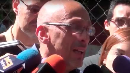 Padre de joven asesinado en protestas a Maduro: