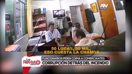 Video | Denuncian cobros de funcionarios municipales para autorizar galerías