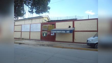 Interno de penal de Jaén se cortó la tráquea por problemas personales