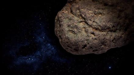 Científicos descubren un meteorito de 4,500 millones de años