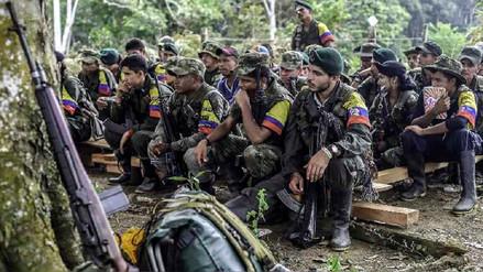 Las FARC ya entregaron todas las armas individuales a la ONU