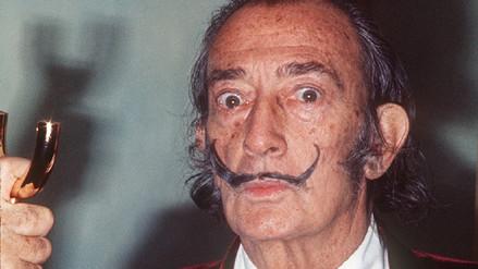 Ordenan exhumar los restos de Salvador Dalí por una demanda de paternidad