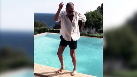 Instagram: Mario Testino se divierte bailando Despacito