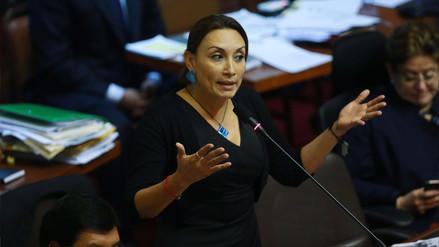 Patricia Donayre dijo que Kenji Fujimori es mejor opción que Cecilia Chacón