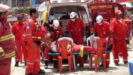 Cámara de Comercio de Lambayeque iniciará campaña a favor de bomberos