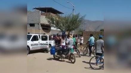 Pacasmayo: balean a agricultor por no pagar extorsión