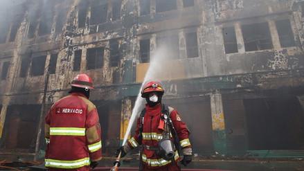 ¿Cómo se investigan el origen y las responsabilidades de tras un incendio?