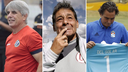 Técnicos que se marcharon de los clubes peruanos en el Descentralizado 2017