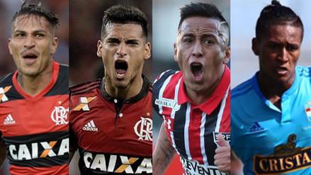 Cuatro peruanos aparecen entre los 500 futbolistas más influyentes del año