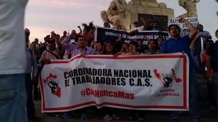 Trujillo: hay 25 mil trabajadores CAS en La Libertad