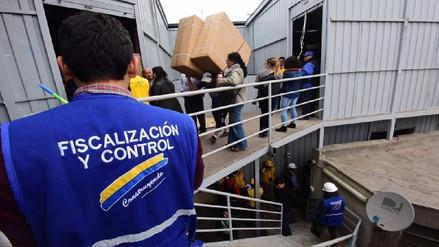 Hallaron más containers ilegales en Mesa Redonda