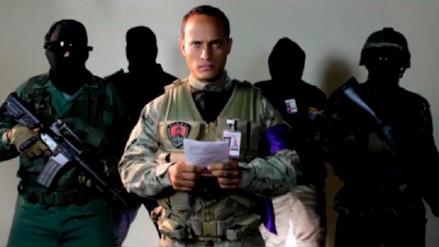 ¿Quién es Oscar Pérez, el policía que lanzó granadas contra el Supremo de Venezuela?