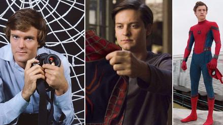 Galería | Conoce a los actores que interpretaron a Spiderman