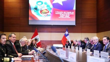 Los siete puntos más importantes de la reunión bilateral entre Perú y Chile