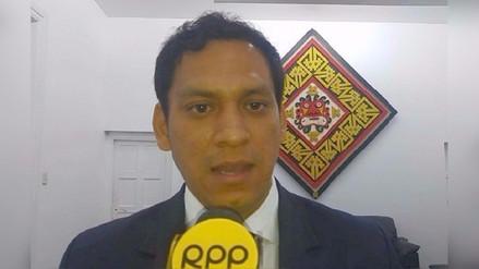 Gobernador Luis Valdez se compromete a trabajar por descentralización