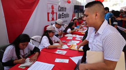 ¿Buscas empleo? Feria laboral ofrece más de 6,000 puestos hasta el jueves