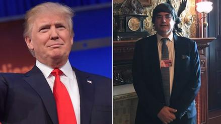 Fotos | Donald Trump invitó a Jaime Bayly a la Casa Blanca