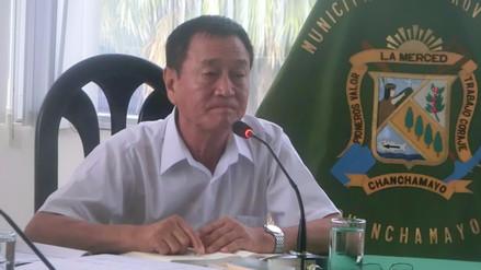 Chanchamayo: alcalde Hung Won Jung retornó luego de estar en la clandestinidad