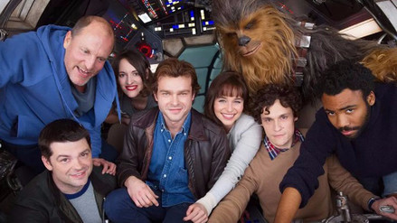 'Spin-off' de Han Solo era demasiado cómico para Lucasfilm
