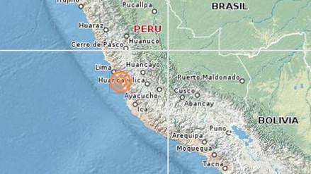 Un sismo de 3.9 grados remeció Lima esta madrugada