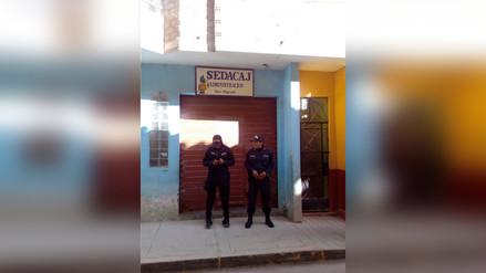 Confirman asesinato de administrador de Sedacaj en San Miguel