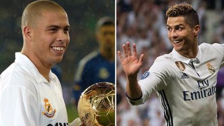 Ronaldo está seguro que Cristiano Ronaldo se quedará en el Real Madrid