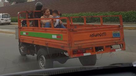 Conductores reportan imprudencia de ciudadanos a bordo de vehículos