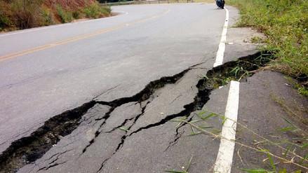 Denuncian que carretera San Ignacio - La Balsa se encuentra en muy mal estado