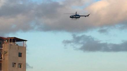Los videos del ataque en helicóptero del policía rebelde en Venezuela