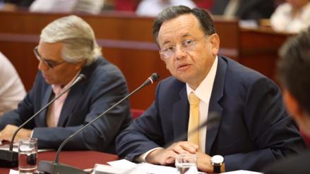 El contralor dijo que la reunión con los ministros fue a pedido de Zavala