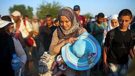 Cada minuto, 20 personas se desplazaron forzosamente de sus hogares en 2016