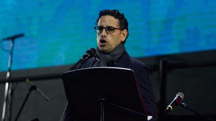 Juan Diego Flórez cuenta cómo será su concierto en el Estadio Nacional