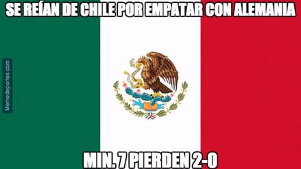 México quedó fuera de la Copa Confederaciones y estos son los memes