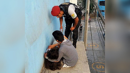 Trujillo: adolescente intenta suicidarse desde segundo piso de vivienda