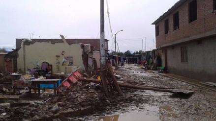 Lambayecanos realizarán protestas para exigir obras de reconstrucción