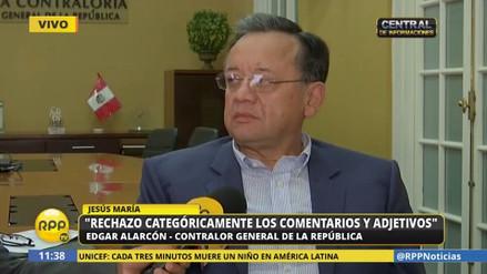 """Edgar Alarcón: """"Zavala me llamó hasta cinco veces por el caso Chinchero"""""""