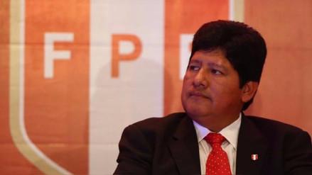 Edwin Oviedo asegura que Perú viaja al TAS con el mejor equipo jurídico