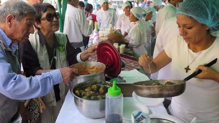 Huánuco celebró con actividades el Día de los Granos Andinos